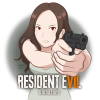 [FanArt] Resident Evil 7 - Heartrocker by Jthips