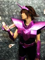 Unicorn Yato Cosplay by zaionic