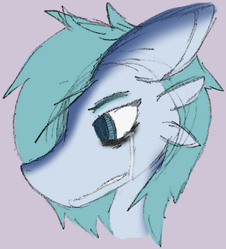 Sad Kiitu by Maco25