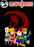 Earthbound Poster by Patorik