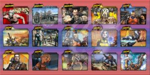 Borderlands, Borderlands 2 by lewamora4ok