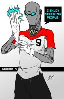 Robot 'G'love by AC009