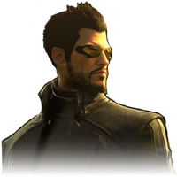 Adam Jensen Icon by Krysalid