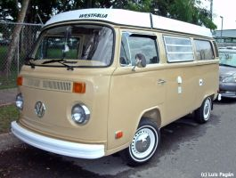 VW Bulli type 2 Westfalia by Mister-Lou