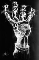 myHand by p32n