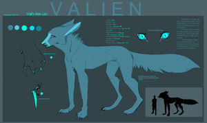 Valien's Official Reference by Spifmo