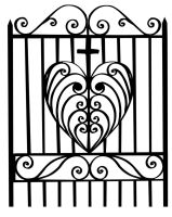 heart gate vector large by merrypranxter