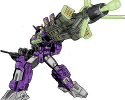 Shockblast by Darkratbat