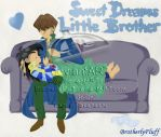 Sweet Dreams Little Brother by BrotherlyFluff