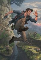 Uncharted 4 by PatrickBrown