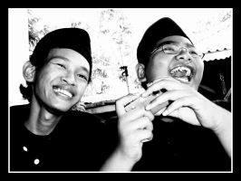 Ied el-Fitr Series: Laughing by oufve