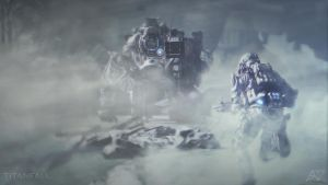 Titanfall Dusty Wallpaper by TheAdamTaylor
