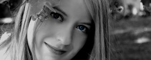 Blue close up by jolieke10