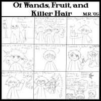 Of Wands, Fruit, and Killer... by purplelemon