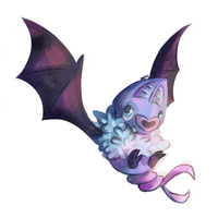 swoobat by blubified