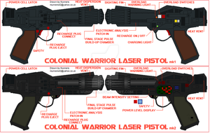 colonial blaster by Munners