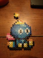 Chao Bead Sprite! by 8bitsofawesome