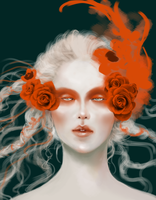 W.I.P. Rose by ARRIAthelion