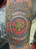 Volunteer FD by madtattooz