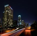 LA Freeway I by pacmangeek