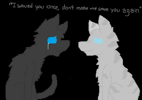 I Saved You Once... by foxopathic