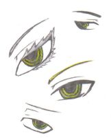 The eyes of a Shinigami by Deathly-UnderTaker