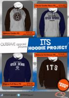 Hoodie ITS Project Poster by poppingwob