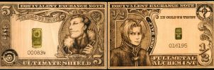 FMA Shortchanged by Moeromaru