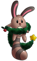 X_Mas Sentret by lilly-gerbil