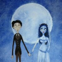Corpse Bride by Kogle