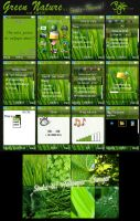 Green Nature v1 Shake-Theme by bschulze