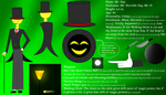 Mr. Day Ref Sheet (More info in description!!!) by Mistery5Lover6