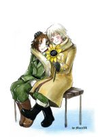 APH Russia and Lithuania by MaryIL