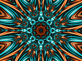 Mandala Design 12 by DennisBoots