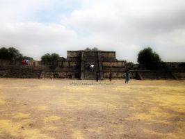 Teotihuacan part I by Zoehi