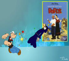 Cloaked Critic Reviews Popeye by TheUnisonReturns