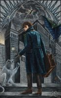 Fantastic Beasts And Where To Find Them by antasy95