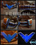 The GCC Nightwing Utility Belt by Cadmus130