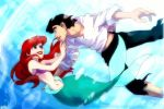 The Little Mermaid by godohelp