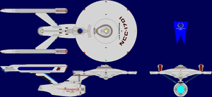 Phase II Enterprise Ver. Gar. by Gundam1701
