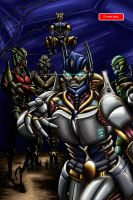 Beast Wars Evolution Page 2 by NSharkeyArt