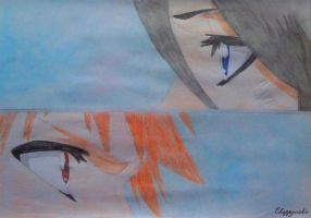 One look, each other know what the one want saying by TaichouKuchiki