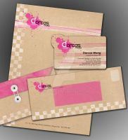 letterhead set by dorcasss