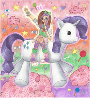Fairy Kei And Magical Unicorns ~ by Jasmine-Likes-Food