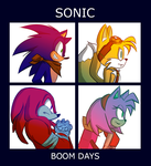 Sonic: Boomdays by JadeFlyer