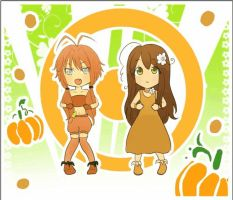 ANIMATION ! Vegetable Juice Dance - Kitchen Garden by ChibiStarProductions