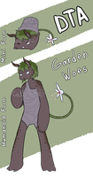 Guardifae DTA/WTA - Garden Woes (OPEN) by Call-Me-Cinder