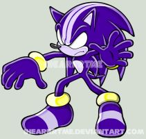 Darkspine Sonic by ihearrrtme