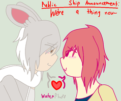 PSA: Nico x Mikito by AdorableEvil29