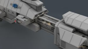B5 Warlock Destroyer WIP 15 by 2753Productions